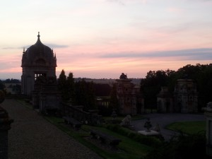 The sun sets on another successful Harlaxton Symposium