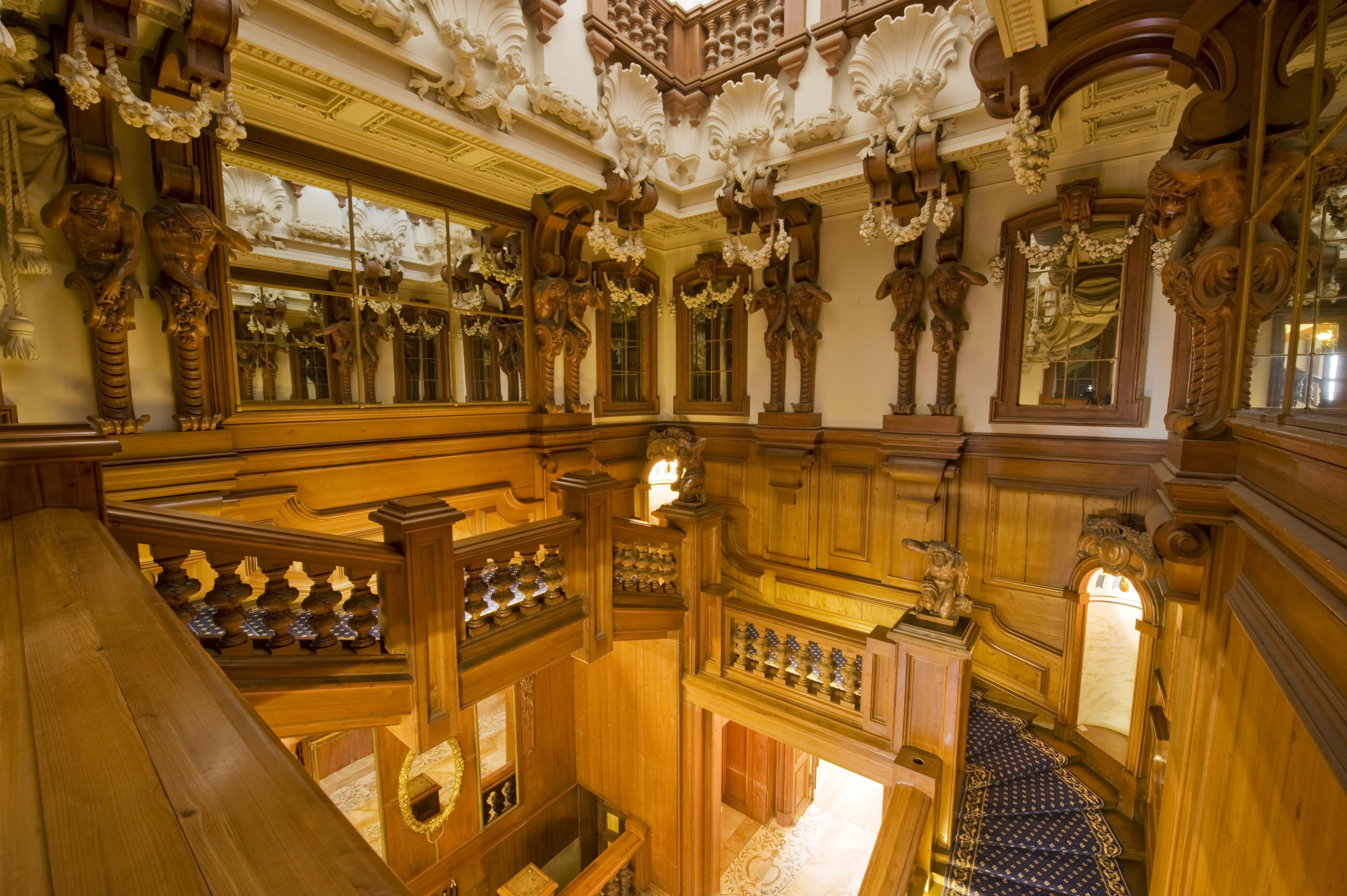 The Venue Harlaxton Medieval Symposium