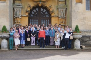 Harlaxton Delegates (c) Kay Lacey