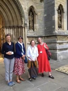 Concert St Wulframs Grantham church (delegates) …rine Rendon